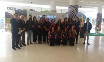 Volley Angels Project presentazione di lusso in vista del campionato di serie D