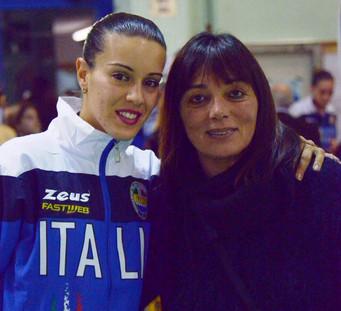 Angels Skating Elisa Gagliardi in Nazionale