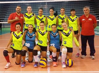 Volley Angels: comincia la stagione