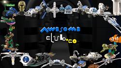 AwesomeClub MAIN WALLPAPER 16 x 9