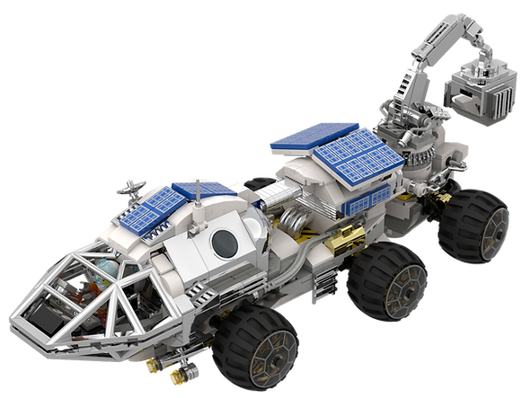 Mars Rover for Australian Space Agency.p