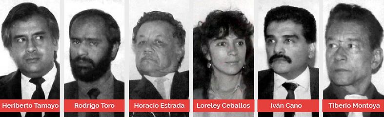 Socios fundadores Teatro Popular de Mede