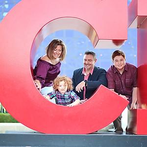 Diana + Family