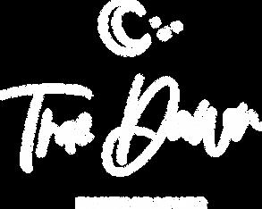Trae Dawn Logo White.png