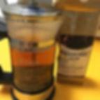 На работе тоже #чай вместо #кофе заварив