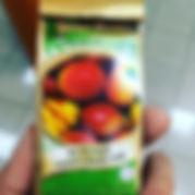 Вкусный приятный вкус с ароматом манго #