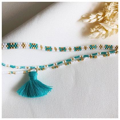 Bracelet de Cheville - ocean