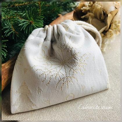 POCHON Bijoux - Noël