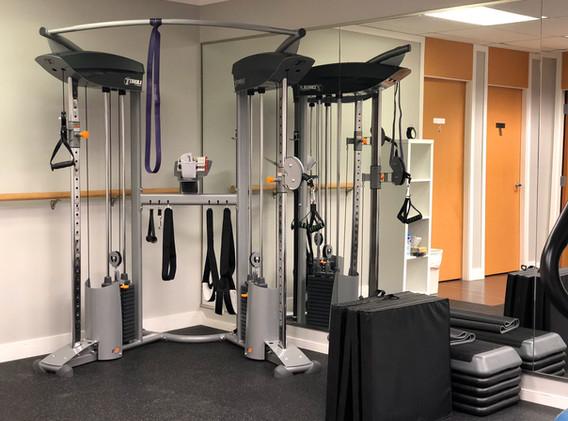Evergreen Rehab & Wellness Rehab Gym