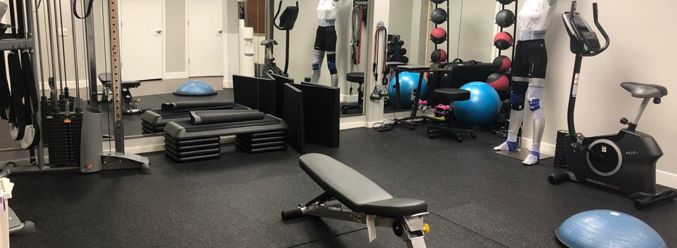 Evergreen Rehab & Wellness Coquitlam Rehab Gym