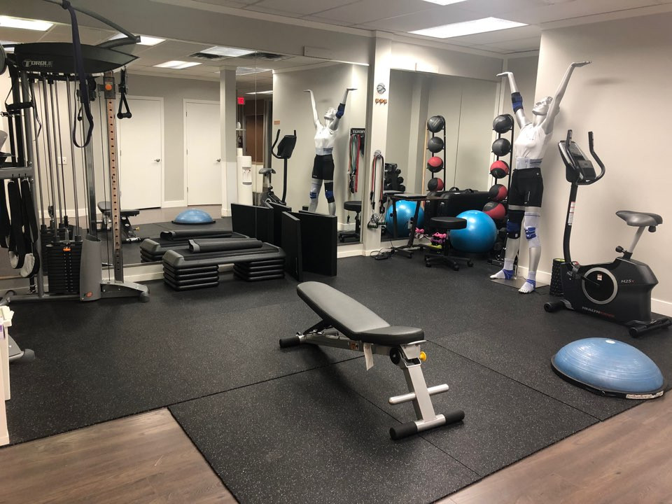 Evergreen Rehab & Wellness Coquitlam Rehab Gym