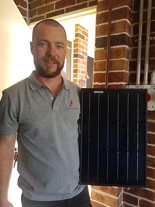 Solar Industry | Renewable Energy | Penrith, AU | Aurora Solar