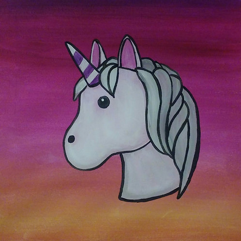 Unicorn Art out the Box @ Home Experience