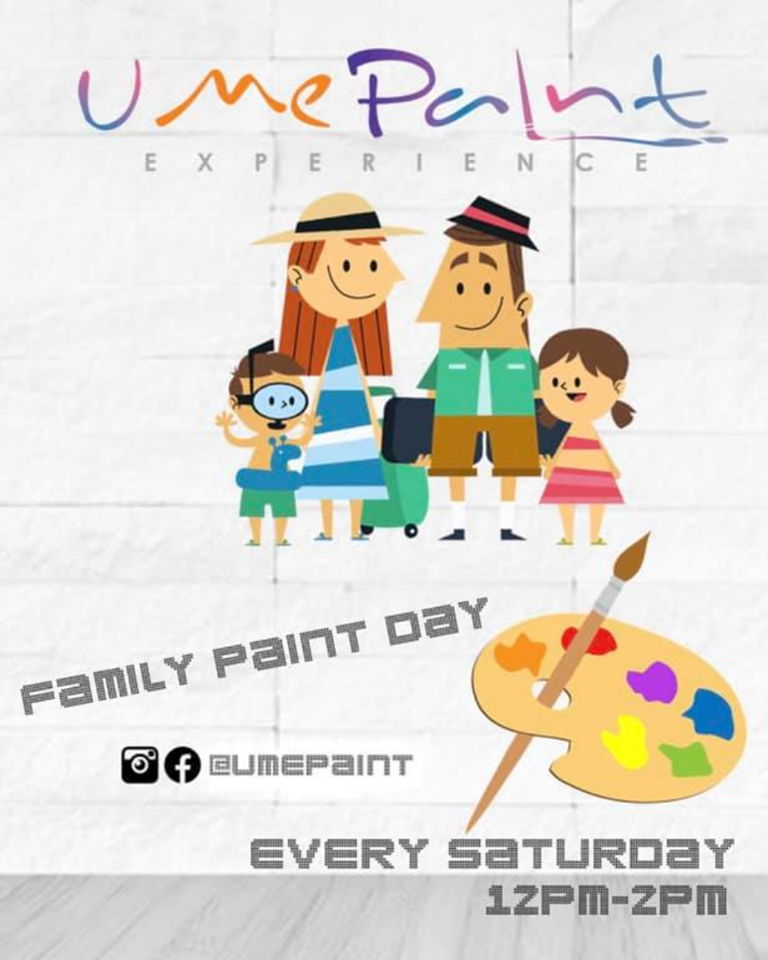 Family Paint Experience