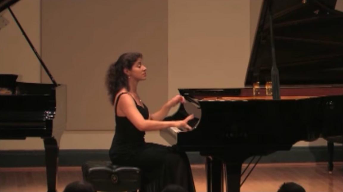 La Campanella, Paganini - Liszt