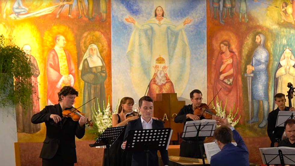 "J. S. Bach: Vergnügte Ruh, beliebte Seelenlust ""Delightful rest, beloved pleasure of the soul"" BWV 170"
