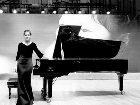 Pianist Inna Faliks presents 'Music/Words' recital in Worcester