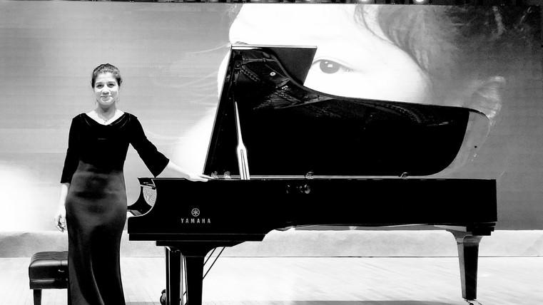 Chopin's Polonaise Fantaisie opus 61 - part 2/2