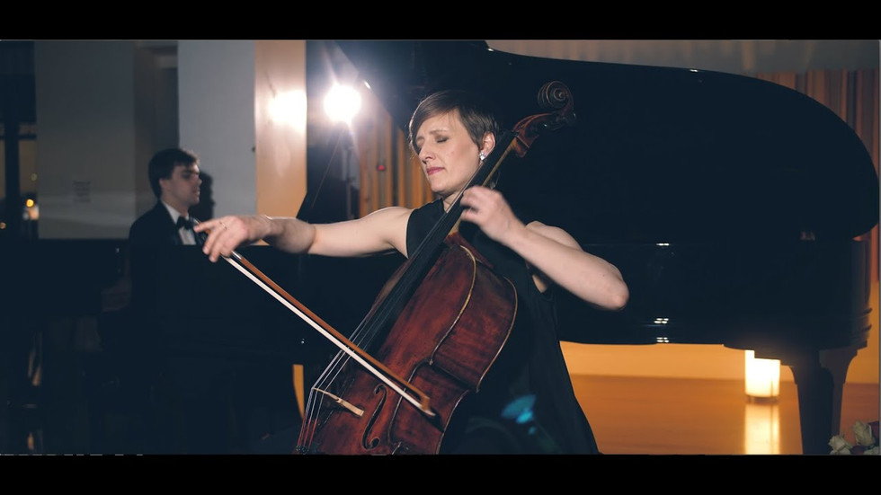 Mon cœur s'ouvre à ta voix from Samson et Dalila by Camille Saint-Säens | Gerlach-Tetzloff Duo