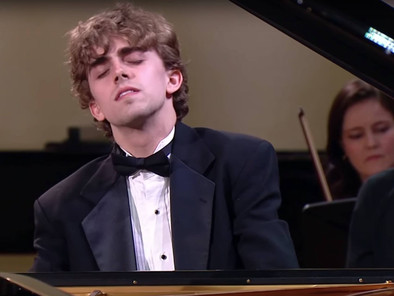 Elaine Diehl Talks with Award-Winning Pianist Reed Tetzloff