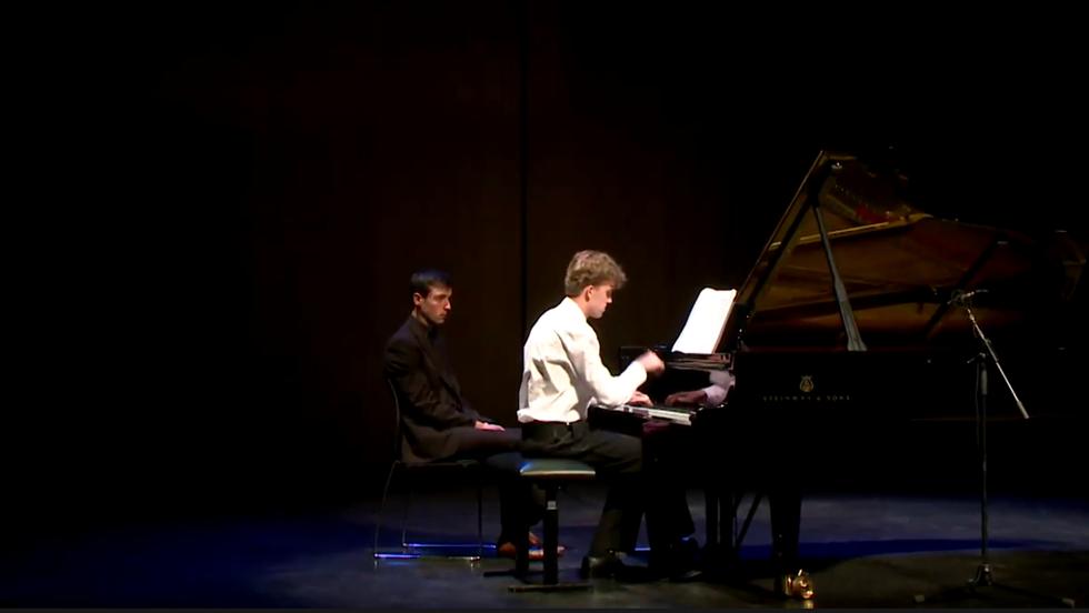 Ives: 'Concord' Sonata
