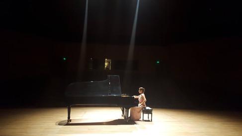 Rachmaninoff Sonata # 2, 1913 version part 1
