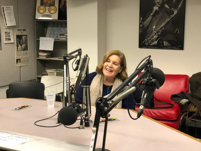 WKCR in New York | Simon Cohen interviews Beth Levin