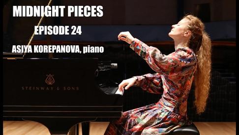 """Rachmaninoff-Korepanova """"Andante"""" from Cello Sonata"""