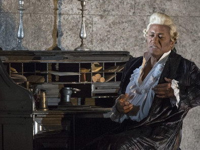 Mark S. Doss | Scarpia in Welsh National Opera's TOSCA