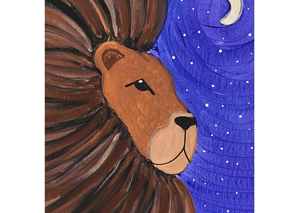 The Co+Op Market Family Paint Night Will be Rescheduled Date Not Yet Determined