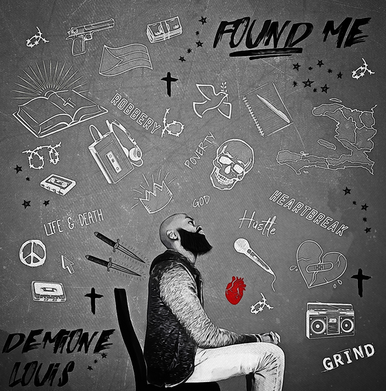 Found Me by Demione Louis