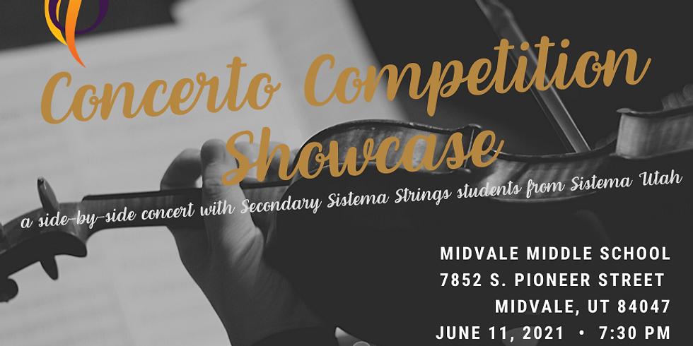 Concerto Competition Showcase