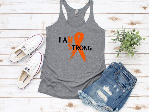 I aM Strong Tank Top