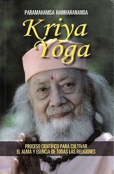 Libro Kriya Yoga