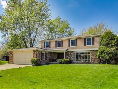 408 Sandy Lane, Libertyville