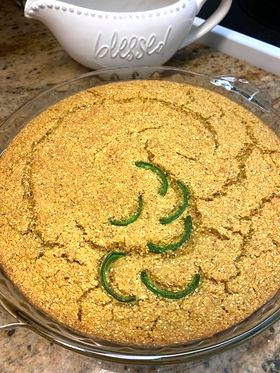 The Corniest Cornbread