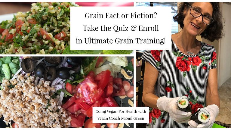 14-DAY ULTIMATE GRAIN TRAINING - Online Class