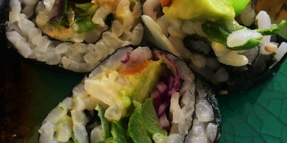 Learn to Roll Vegan Sushi (1)