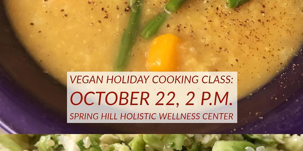 Damn Delicious Holiday Vegan Dishing