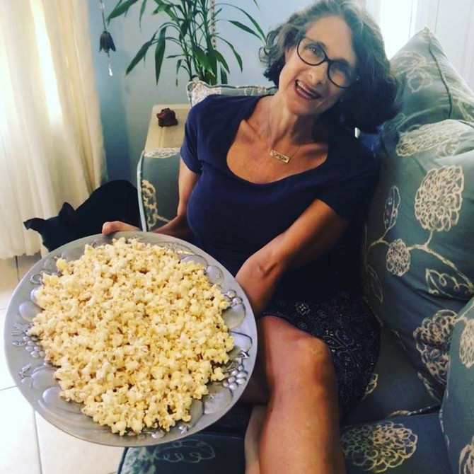 Patty's Salted Vegan Caramel Popcorn... (A.K.A Crack)