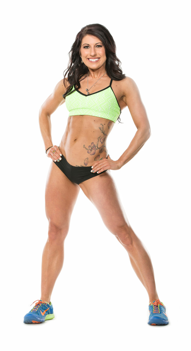 Darlene's Vegan Health Story:  Total Vegan Fitness Bad-Assery