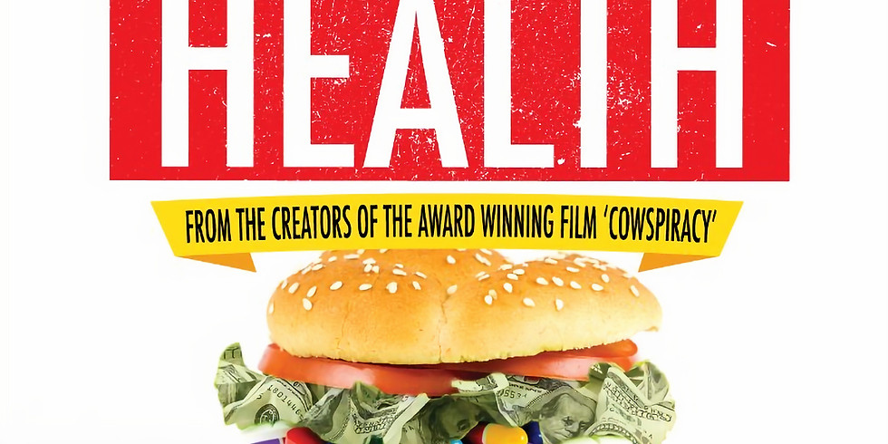 """""""What the Health"""" Film Screening and Q & A"""