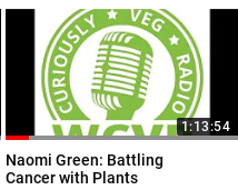 Naomi Green on Curiously Veg Radio