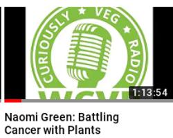 Naomi Green on Curiously Veg Radio