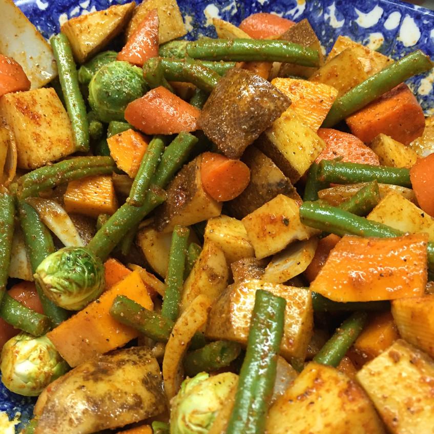 Roasted Veggie Mix