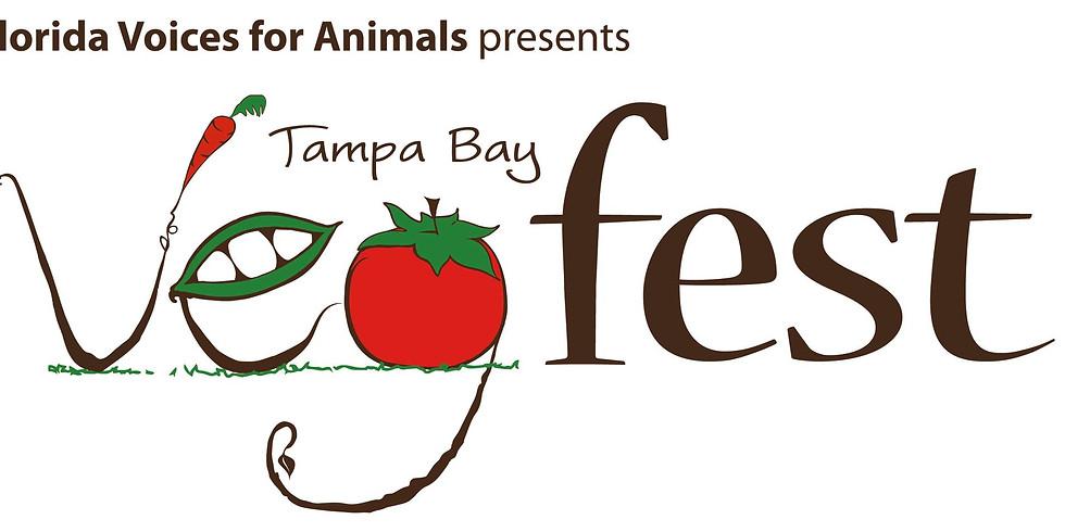 Making Vegan Sushi Demo at Tampa VegFest