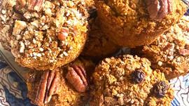 Pumpkin Glory Muffins