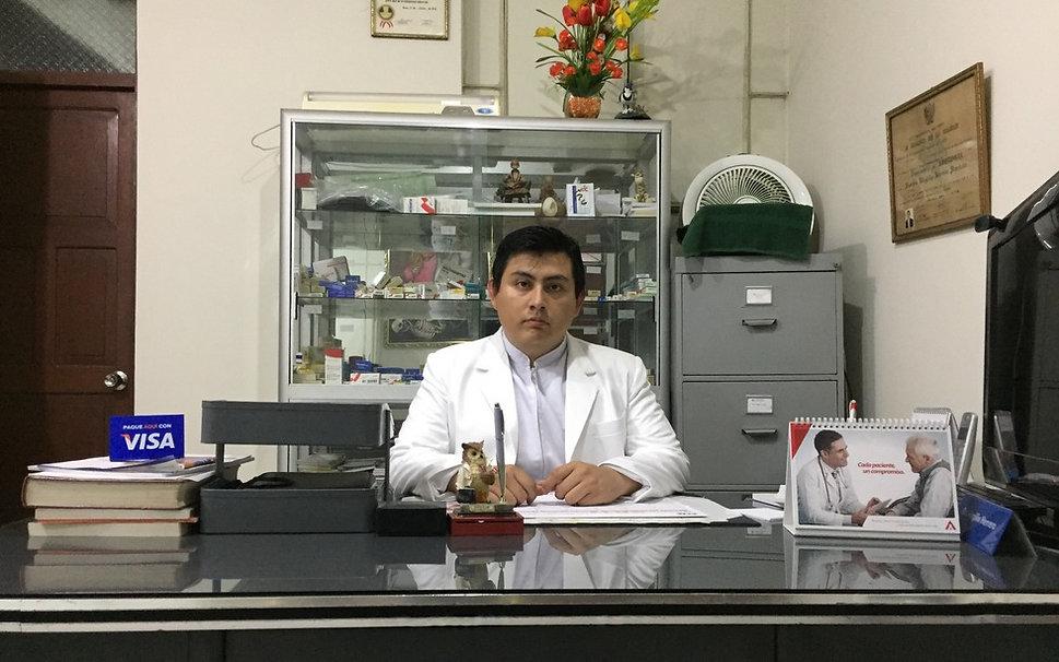 Consulta médica en Trujllo