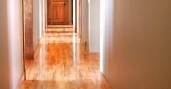 Hardwood Flooring Spokane Hallway