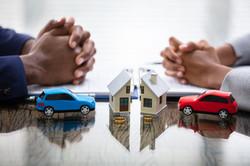 Divorce, dividing assets